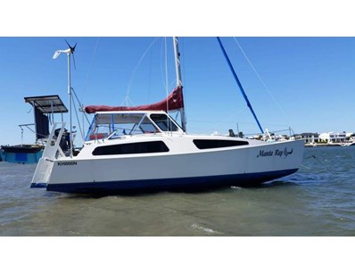 32ft CATAMARAN (NSWA722) - Lot 2