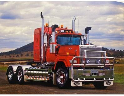 1987 Mack Super-Liner MKII (ON1528) - Lot 1